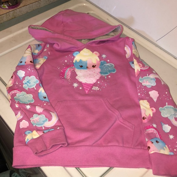 num noms Other - Num Noms little girls hoodie size 6